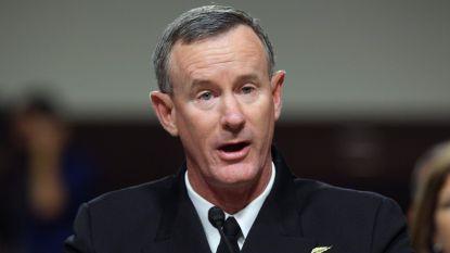 Amerikaanse admiraal op rust vraagt dat Trump ook zijn veiligheidsmachtiging intrekt