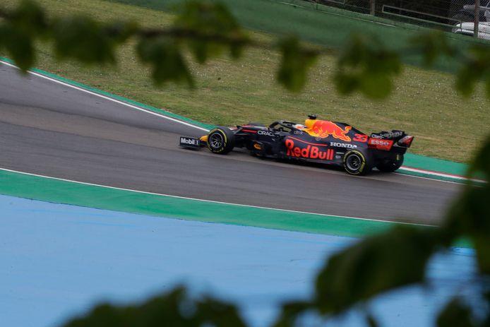 Première victoire de la saison pour Max Verstappen.