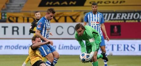 Plaatje bij FC Eindhoven moet kloppen voor aanvoerder Swinkels: 'Er zijn heel veel vraagtekens'