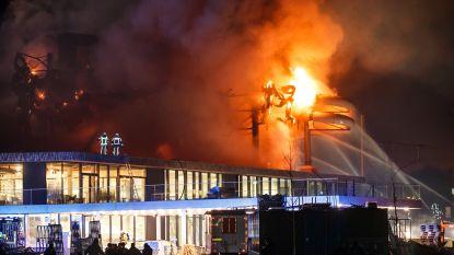 Nagelnieuw zwembad van Kortrijk als bij wonder amper aangetast door zware brand