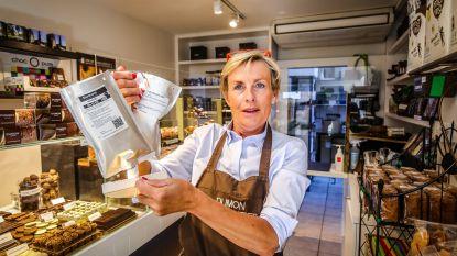 Chocolatier Dumon legt de klanten aan het chocolade-infuus: smeerpasta wordt verkocht in baxters mét staandertje