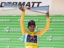 Richard Carapaz remporte le Tour de Suisse, la dernière étape pour Gino Mäder