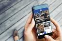 De vernieuwde app van het Eindhovens Dagblad.