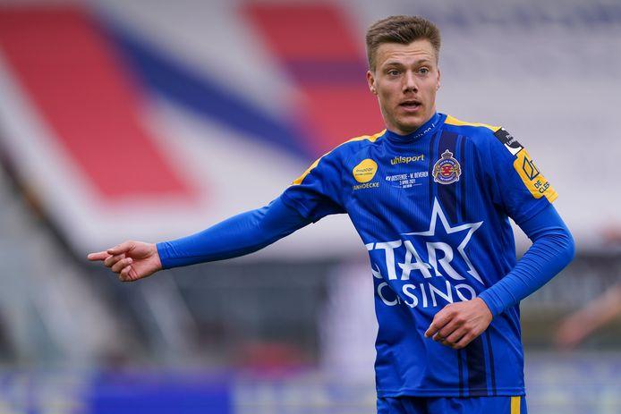 Daan Heymans staat met Waasland-Beveren nog maar eens voor de match van de laatste kans.