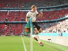 Grote ster van Duitsland Robin Gosens neemt wraak nadat Ronaldo shirt weigert te geven