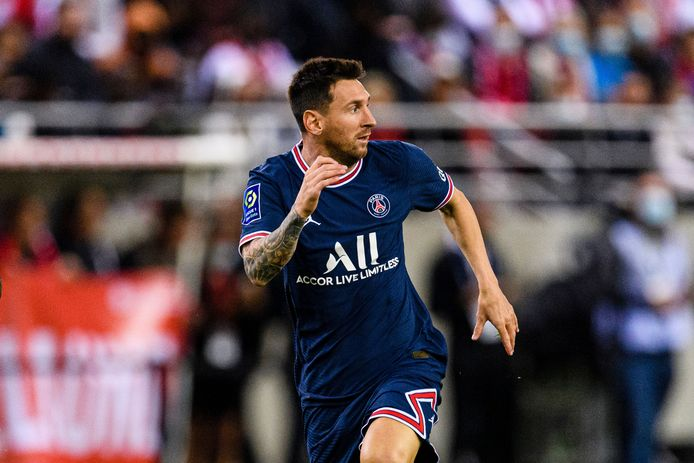 Woensdag spelen PSG en Lionel Messi tegen Club Brugge voor de eerste wedstrijd van het kampioenenbal.