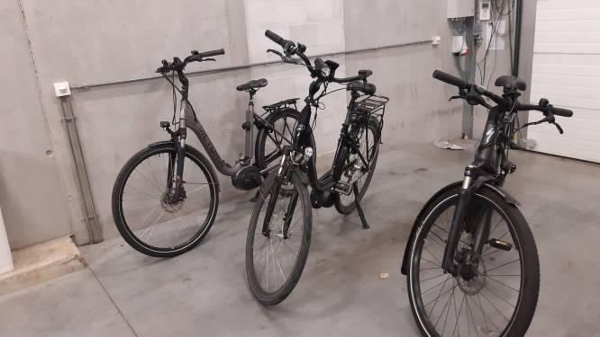 Vier gestolen fietsen teruggevonden bij controle voertuigen