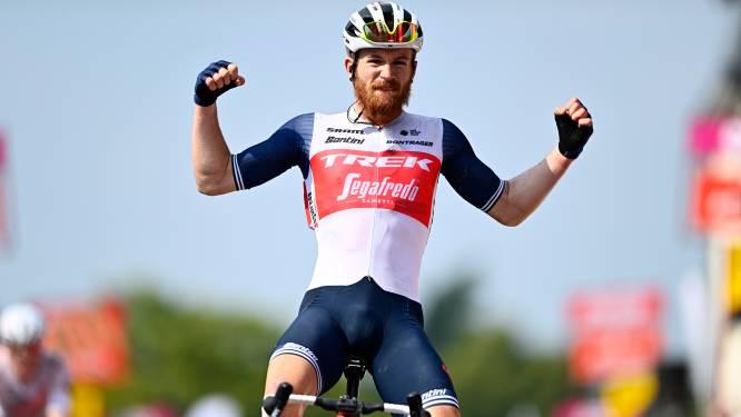 Quinn Simmons vloert Stan Dewulf in koninginnenrit en is de nieuwe leider in Ronde van Wallonië