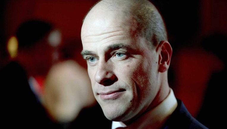 Diederik Samsom is voorzitter van de PvdA-fractie in de Tweede Kamer. Beeld anp