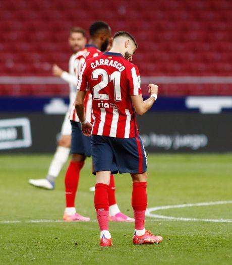 Carrasco passeur décisif mais battu par Bilbao, Lille renverse l'OL