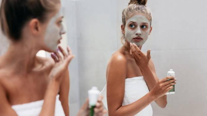 Beautytrend om te proberen: het gezichtsmasker in laagjes