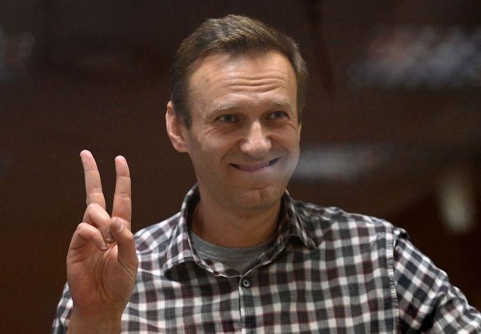 L'opposant russe Alexei Navalny