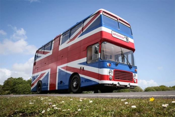 Le bus mythique est bientôt un peu à vous