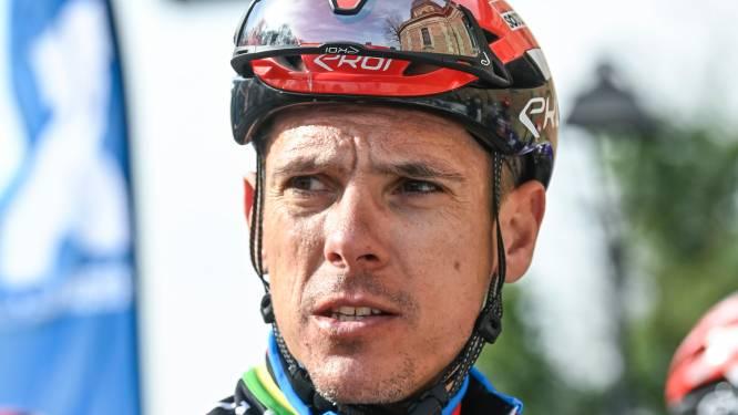 Geen Amstel Gold Race, wel de Ardennen: Philippe Gilbert hervat volgende week in de Waalse Pijl