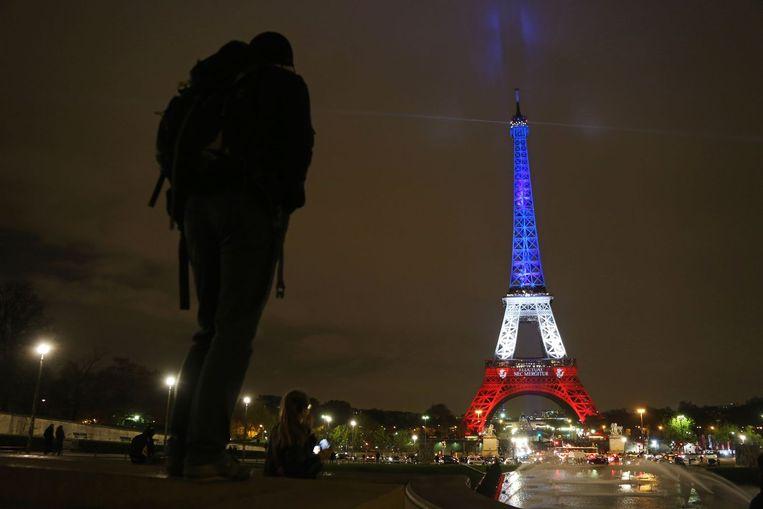 Het had zo mooi kunnen zijn: een coalitie tegen IS. Vooral de Franse president Hollande was hier na de aanslagen in Parijs op gebrand. Beeld anp