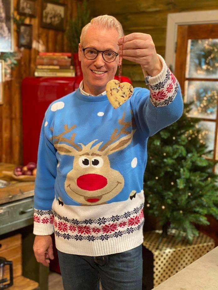 Rudolphs kerstkoekje.