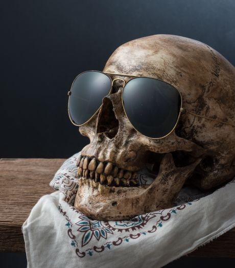 Schedel met zonnebril op schoorsteen blijkt van man die al acht jaar vermist is