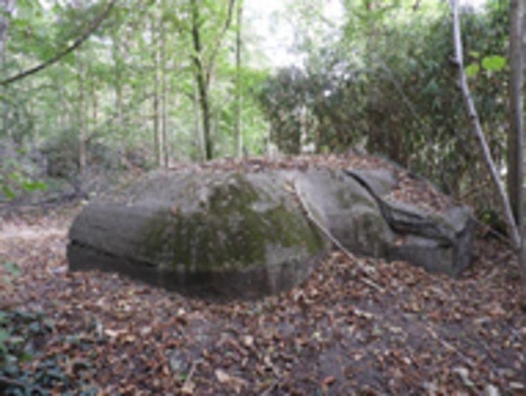 Bunker Willebroek Kasteelpark 'Bel Air'
