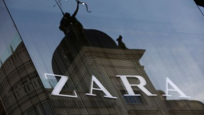 Zara op Nieuwstraat gesloten door vakbondsactie