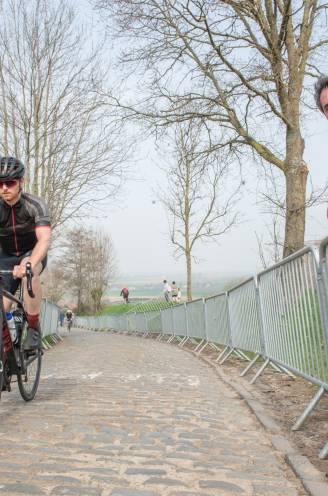 """Op pad in de Ronde van Vlaanderenstraat en op de Oude Kwaremont: """"Geen publiek én geen horeca, nog minder ambiance dan vorig jaar dus"""""""