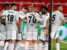 Besiktas sacré champion de Turquie avec... un but de différence sur Galatasaray