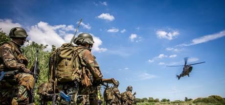 Hoor je geweerschoten? Militairen schakelen zogenaamde drugsbaron uit in Fort Buitensluis