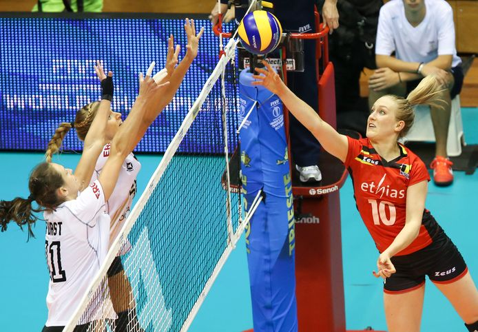 Het Duitse volleybalteam is favoriet van Zevenaar.
