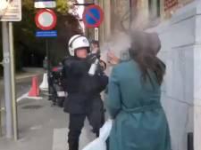 """Aspergée de gaz lacrymogène par un policier après la Boum 2: """"Le policier a perdu pied, il était hors de contrôle"""""""
