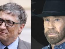 Bill Gates valt Amerikaanse wapenlobby aan, Chuck Norris vecht terug