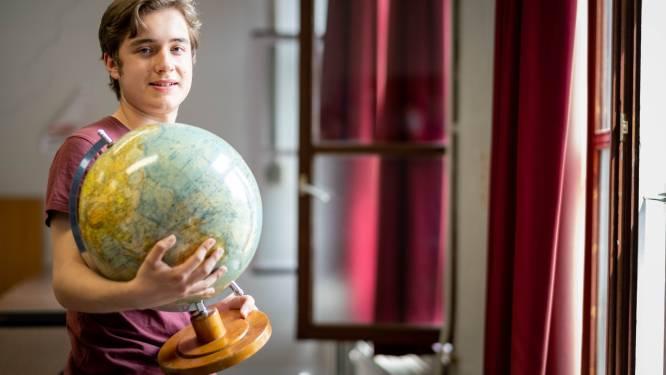 Leerling OLVP stoot door naar Internationale Geografie Olympiade