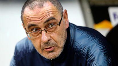 """Sarri ziet Juventus als """"bekroning van een lange carrière"""""""