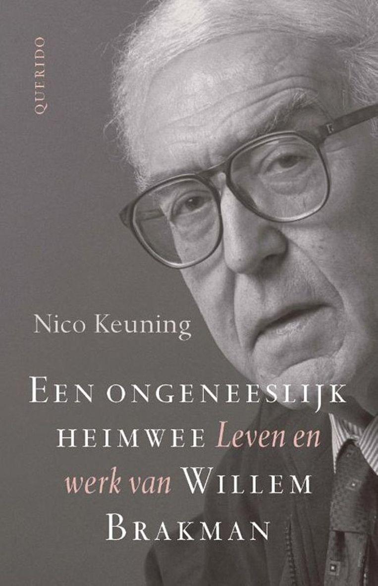 Een ongeneeslijk heimwee – leven en werk van Willem Brakman. Nicokeuning. Querido, €34,99. 478 blz. Beeld