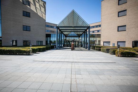 Mariaziekenhuis in Pelt.