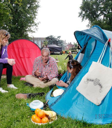 Gezocht: vrijwilligers voor buurtcamping: 'We willen Alphenaren een leuke en ontspannen vakantie bieden'