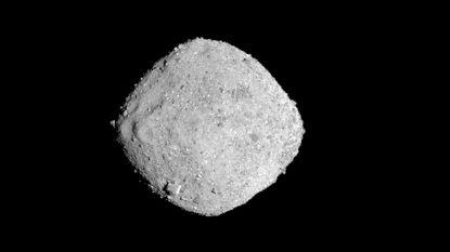 NASA vindt resten van water op asteroïde Bennu