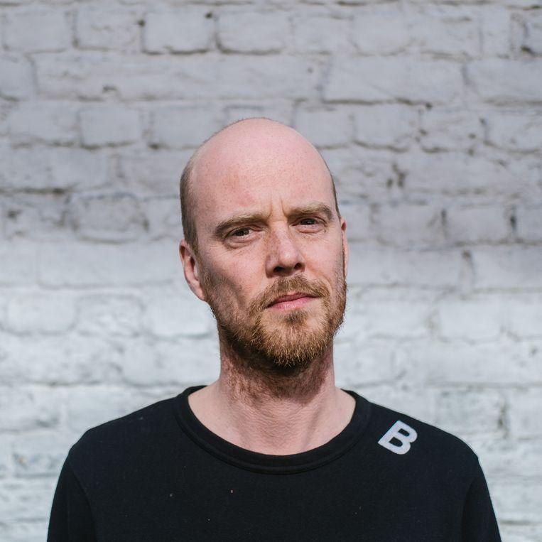 Steven Mahieu. Beeld Wouter Van Vooren