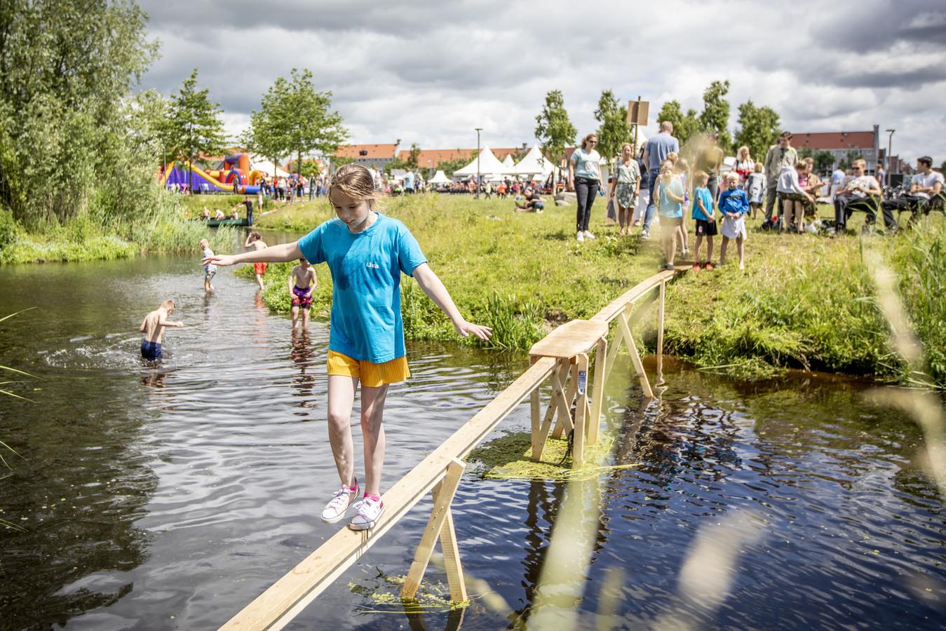 Het  Beekparkfestival in Borne bleek in 2019 een bron van een uitbraak van waarschijnlijk het norovirus.