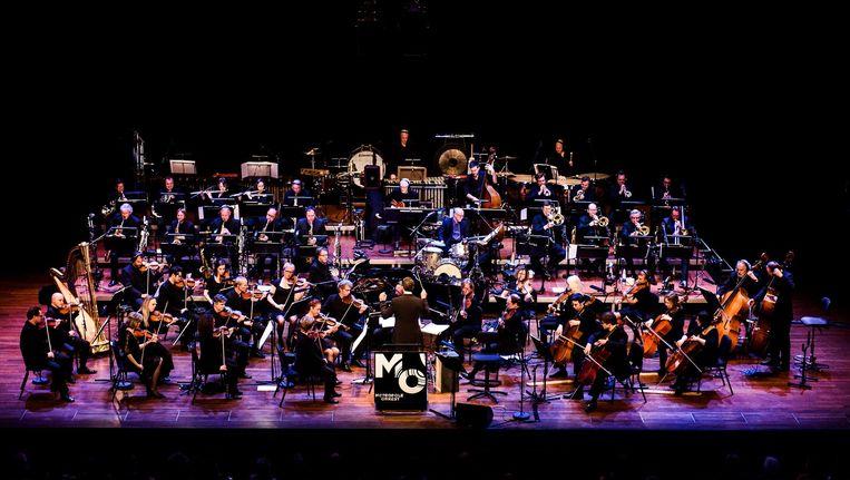Het Metropole Orkest bestaat al bijna 75 jaar en is wereldwijd beroemd om zijn lichte muziek Beeld anp