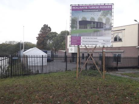 Bouw Turkse moskee in Breda:  weer ligt de bal bij bestuursrechter