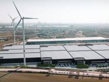Nieuw pakhuis van 150.000m2 goed voor 500 jobs