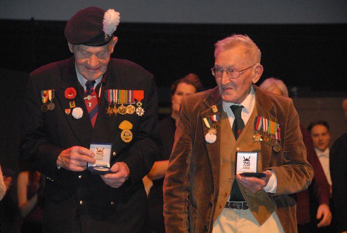 Bruce Coombes en Tony Pengelly: twee Bossche helden uit Wales.