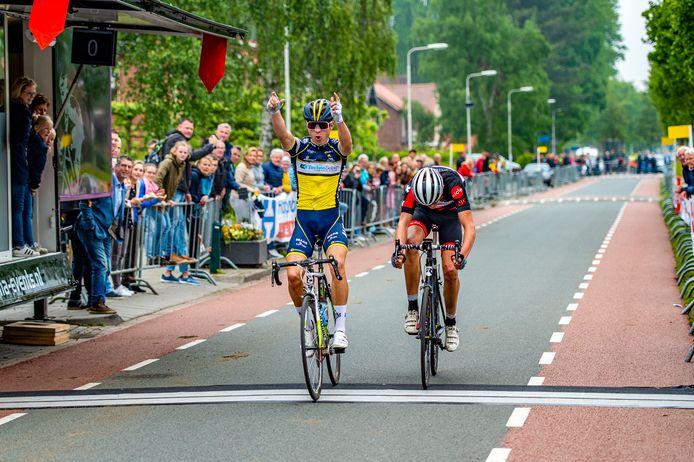 In 2019 werd de Grote Prijs van Steenbergen junioren gewonnen door Thomas Mijnsbergen.