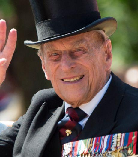 Uitvaart prins Philip morgen live bij NOS