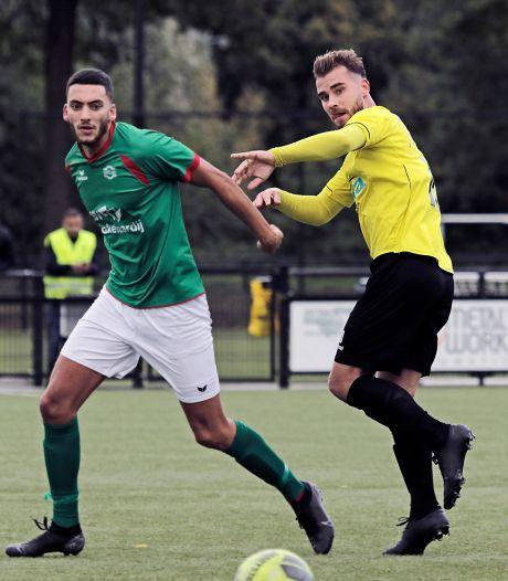 Indelingen amateurvoetbal: Groesbeeks trio naar Helmond, andere derdeklassers naar SML