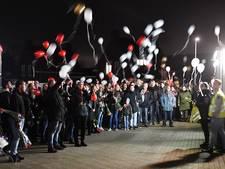 300 mensen lopen indrukwekkende stille tocht voor omgebrachte Nathalie