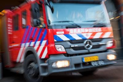 Koninklijke Onderscheiding voor brandweermannen René Wolfhagen en Frank Veenstra