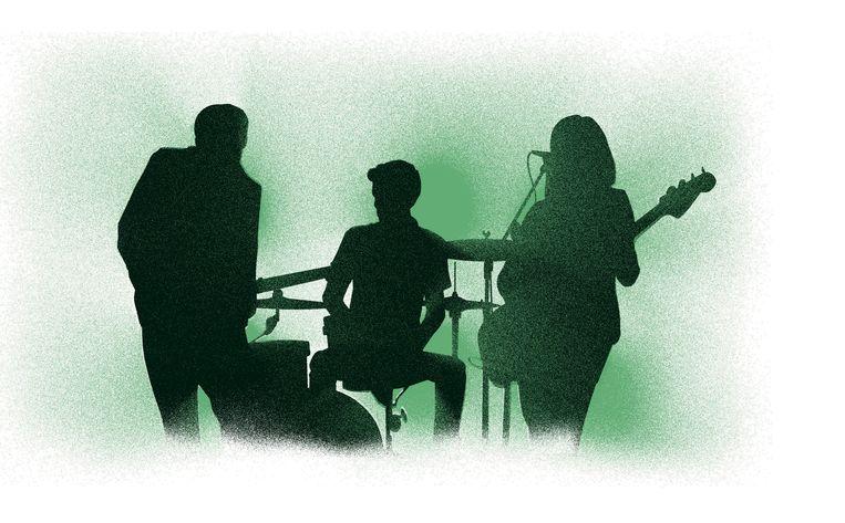 Rats on Rafts schreef Tokyo Music Experience om een prachtige ervaring levend te houden. Beeld  Maarten Huizing