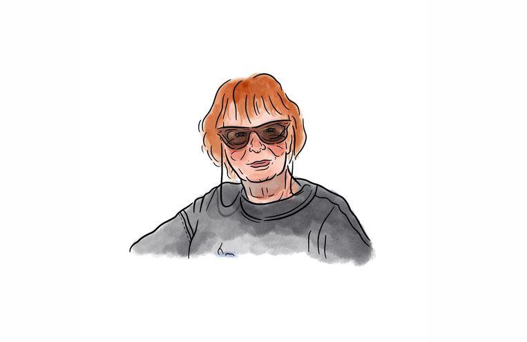 Martine Crefcoeur. Beeld Ilse van Kraaij