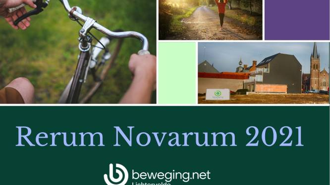 Beweging.net Lichtervelde lanceert wandel-en fietszoektocht