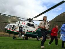 Etat d'urgence à Cuzco, 2.000 touristes bloqués au Machu Picchu